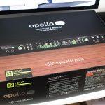 【実機写真編】Apollo 8到着!UAD-2プラグインの導入手順などレビュー【Universal Audio オーディオインターフェース】