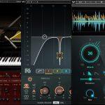 WAVESの新プラグイン3種紹介[2017/5]ピアノ音源・最新ダイナミックEQ・トランジェントシェイパー