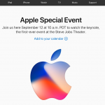 Apple 新iPhone発表イベントは今晩深夜2時から!ライブ配信リンクや見どころまとめ