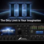 【速報】Fractal Audio Systems Axe-Fx Ⅲ登場!前作Ⅱから大幅パワーアップ!!【アンプシミュレーター】